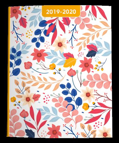 2019-2020 Floral Academic Planner