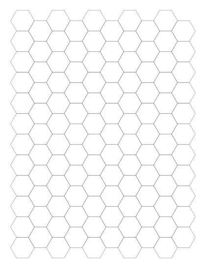 photograph regarding Printable Hexagon Graph Paper identify Huge Hexagon Graph Paper Laptop computer Blue Eco-friendly