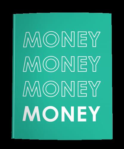 Mint Green Budget Book Financial Planner