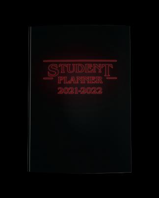 2021-2022 Stranger Things Student Planner