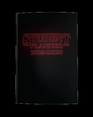 Stranger Things Style Student Planner
